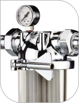 Głowica filtra Atlas Filtri FA 310